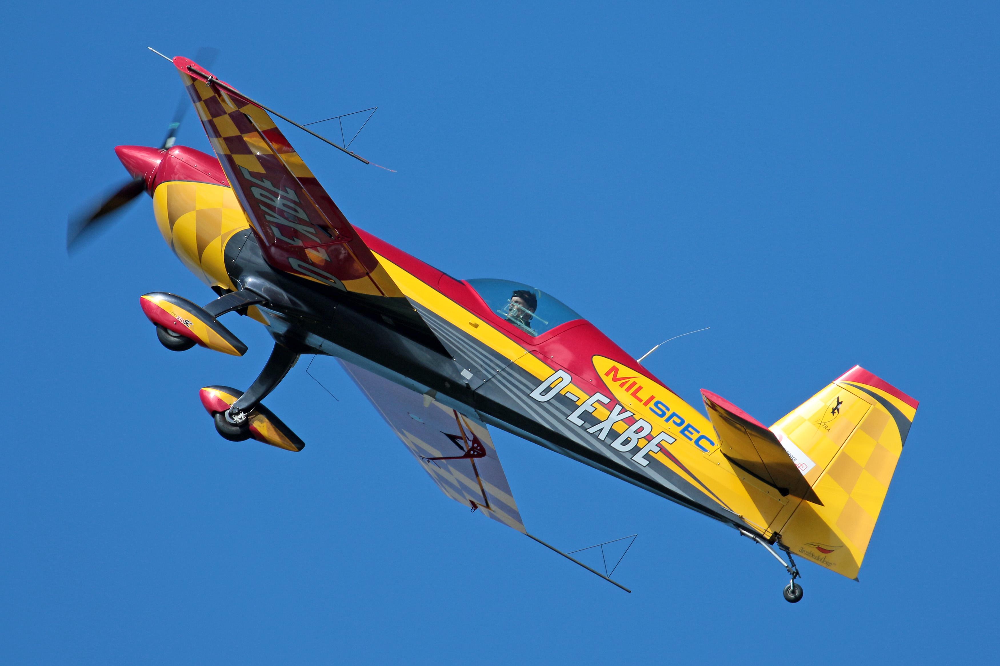 Belgian Open Aerobatic Championship 2017
