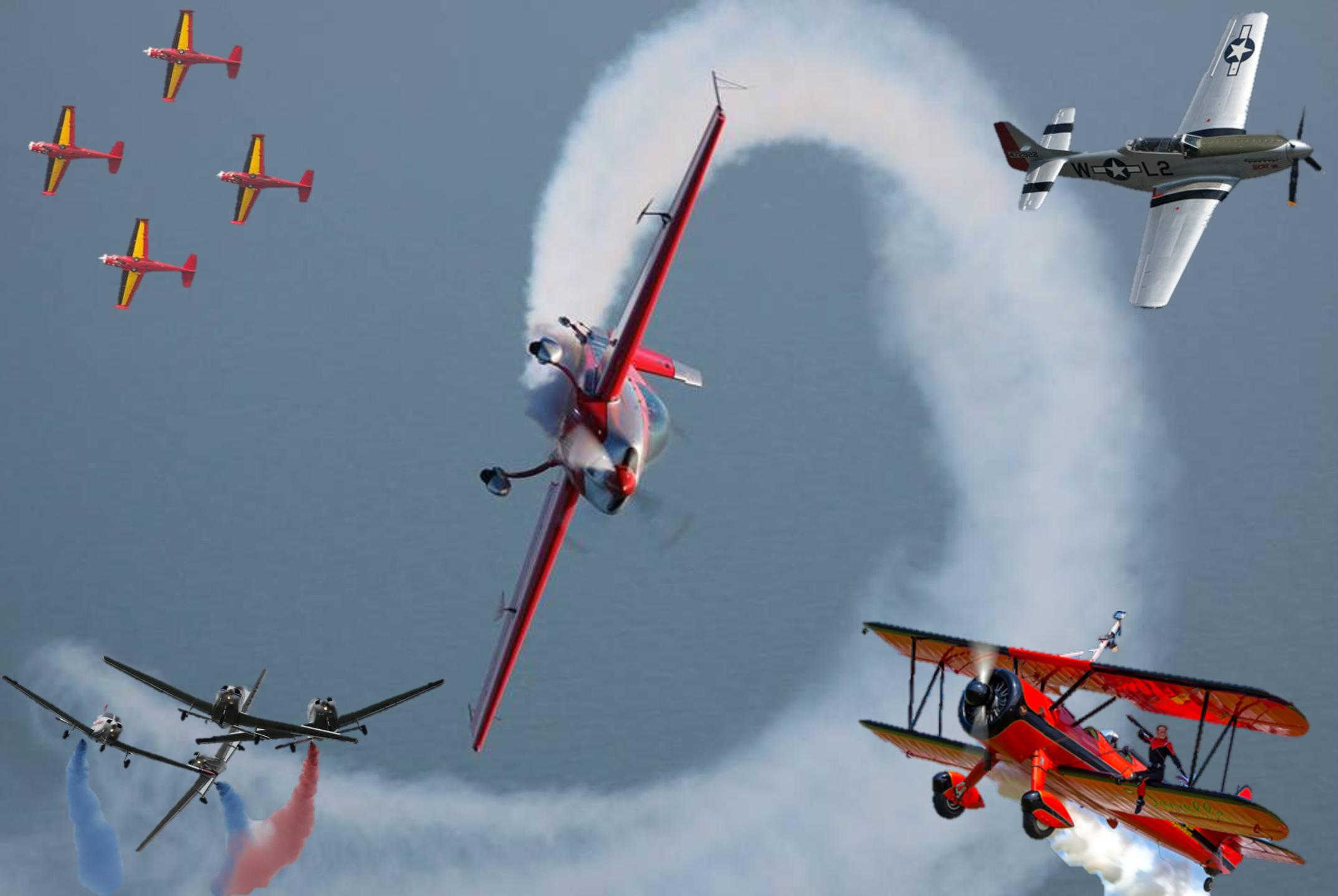 GRATIS tickets Belgian Open Aerobatic Championship Koksijde (BOACK) Beschikbaar